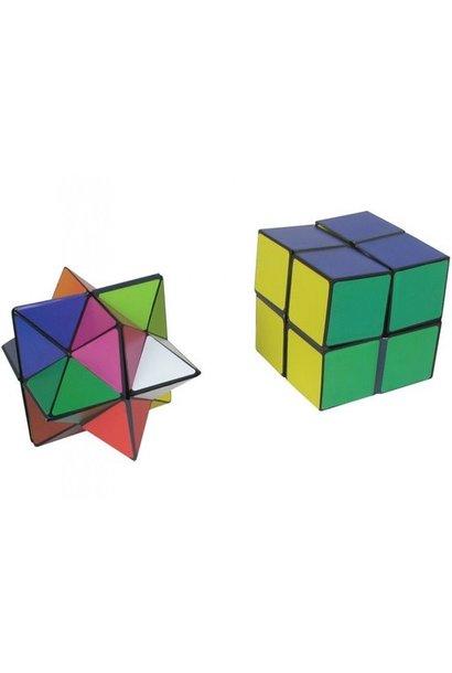 star cube toy