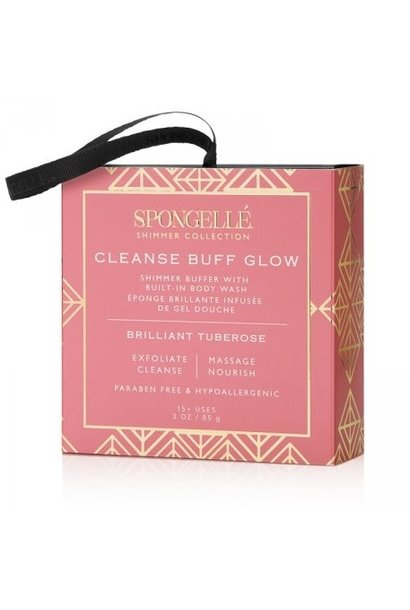 brilliant tuberose body wash infused buffer copper