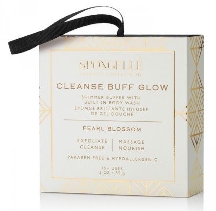 pearl blossom body wash infused buffer silver-1