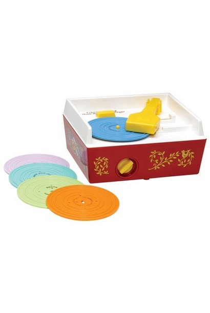 record player fisher price