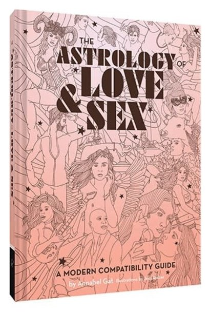 astrology of love & sex book