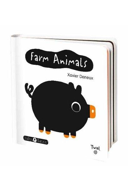 baby basics:farm animals