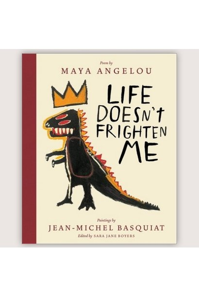 life doesn't frighten me (25th anniversary edition) book