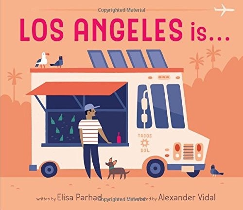 los angeles is book-1