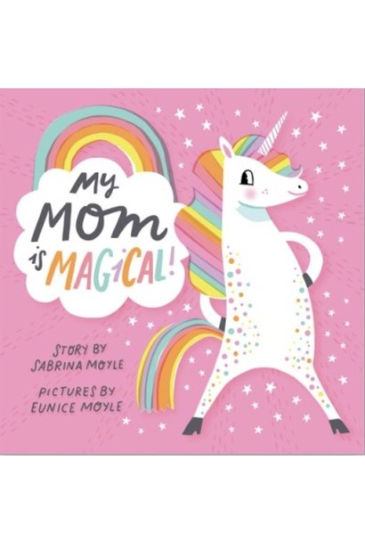my mom is magical board book