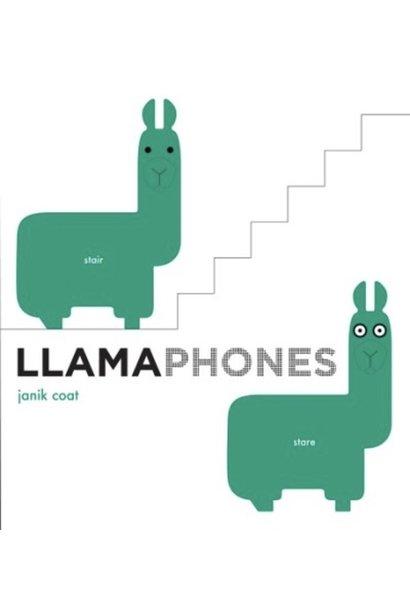 llamaphones board book