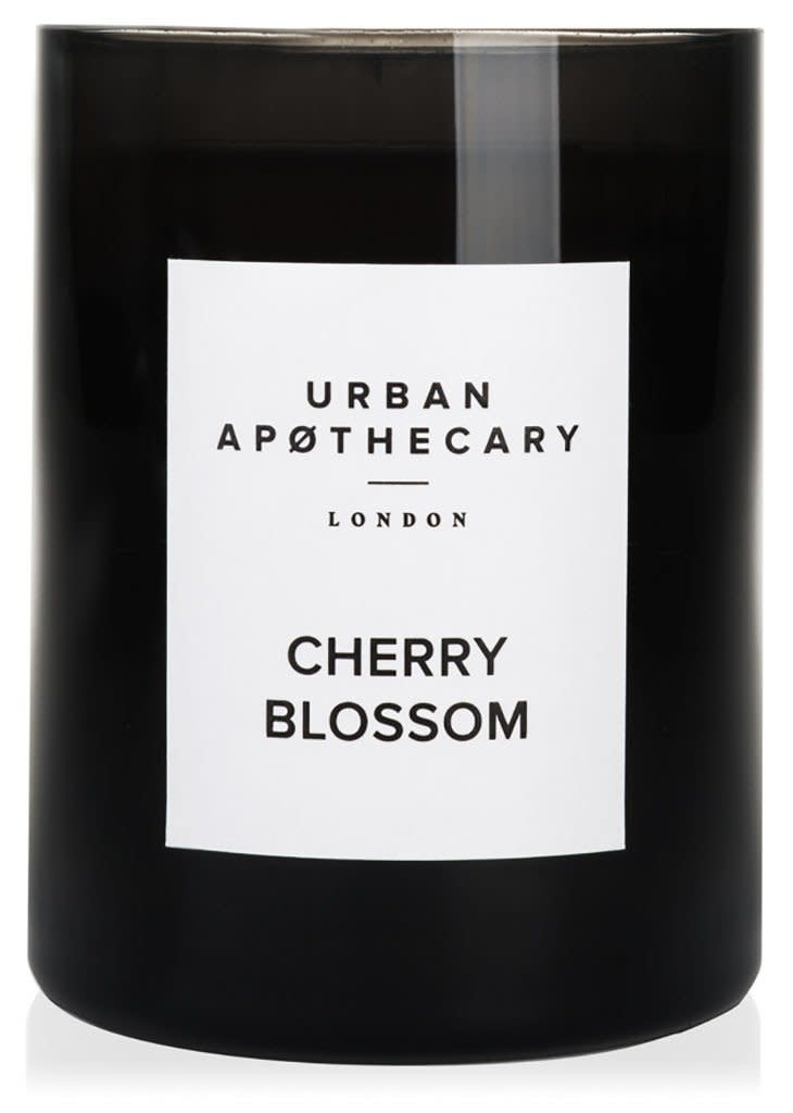 cherry blossom luxury candle-2