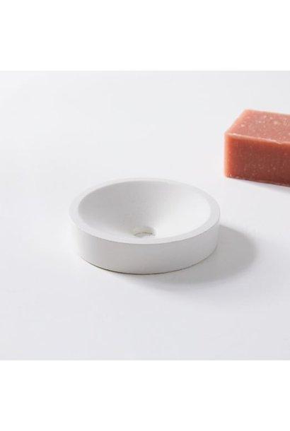 soap & sponge stand oval