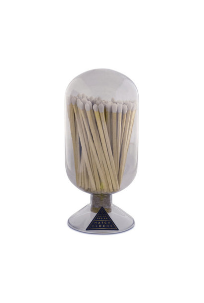 match cloche-smoke