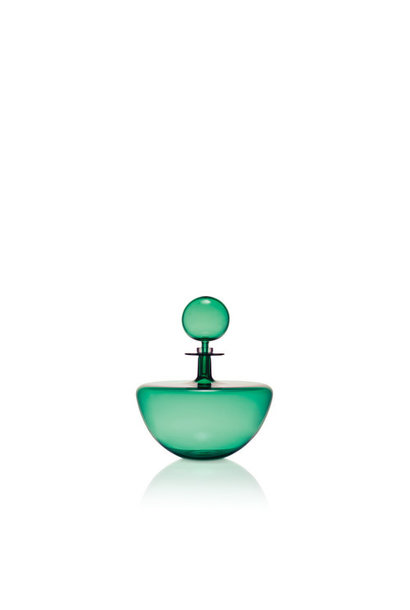 emerald petite decanter low arc