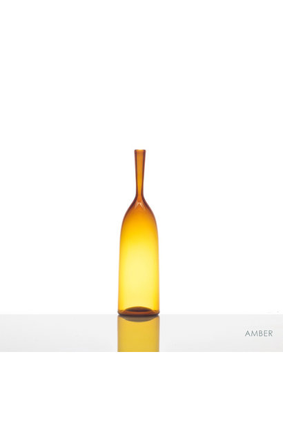 amber small angelic bottle