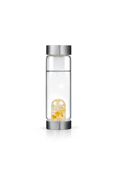 boss babe citrine crystal bottle