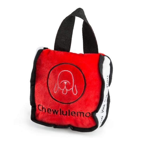 chewlulemon bag dog toy-1