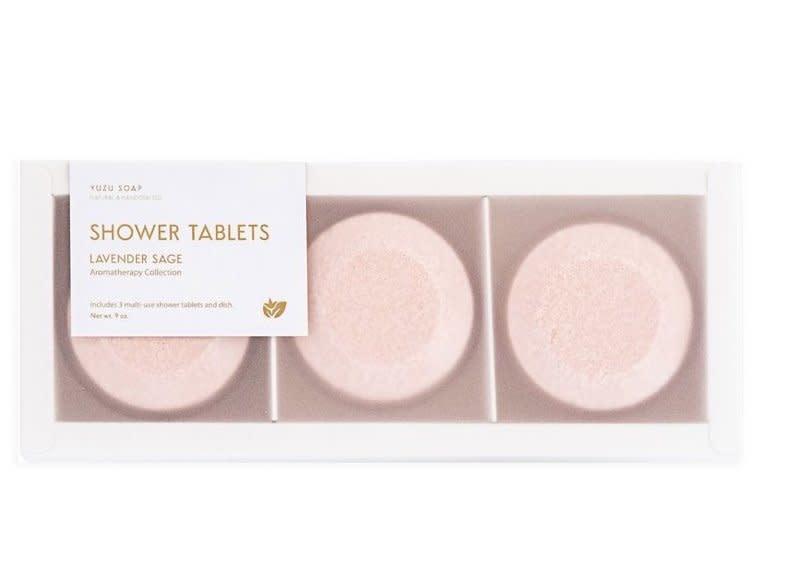 lavender sage shower tablets-1