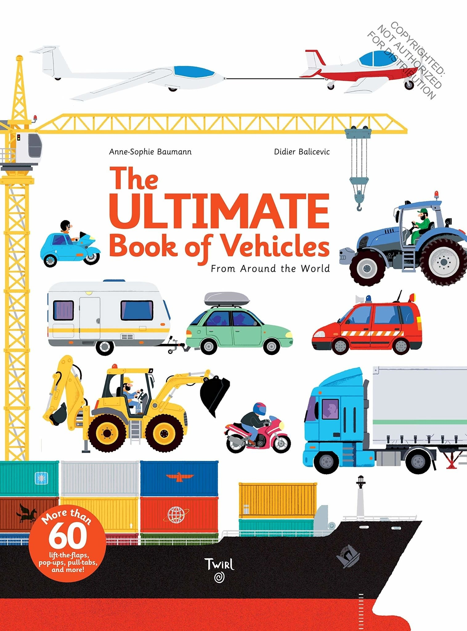 ultimate book of vehicles book-1