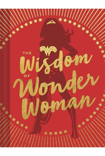 wisdom of wonder woman book