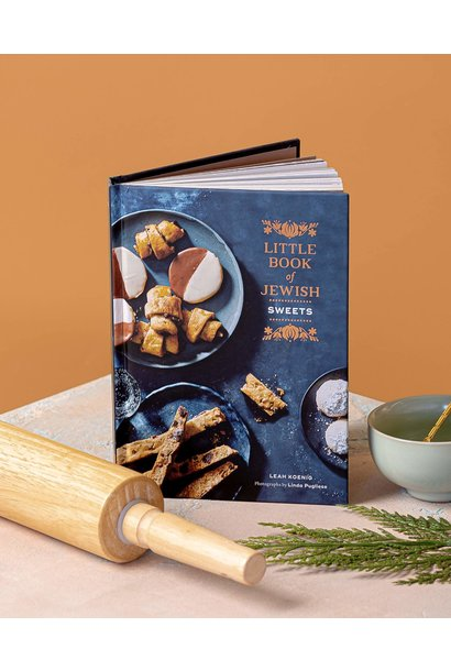 little book of jewish sweets book