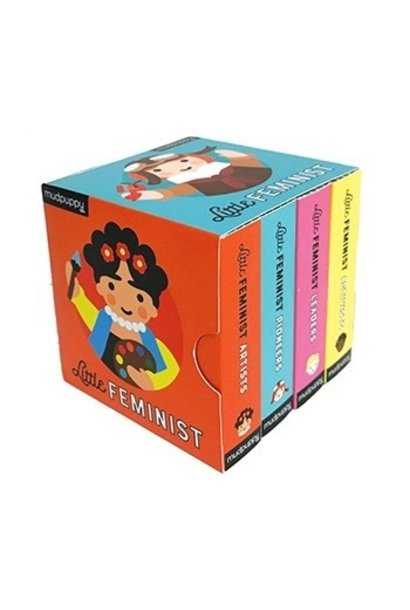little feminists board book set