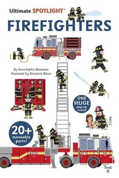 ultimate spotlight firefighters book