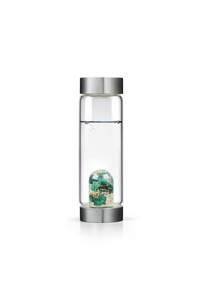 prosperity malachite bottle