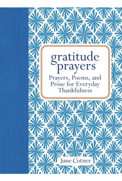 gratitude prayers book