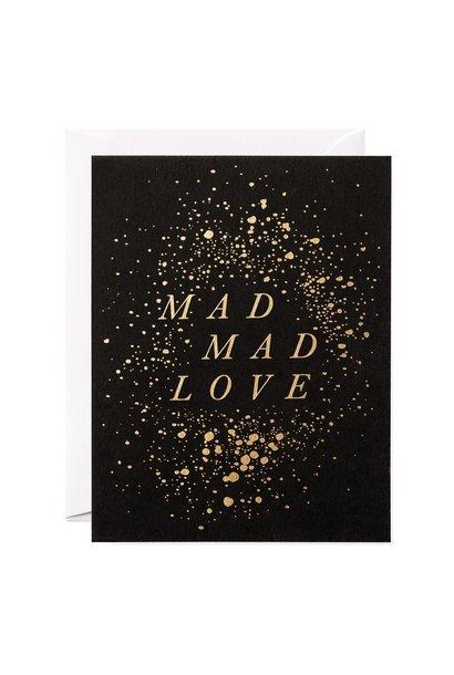 mad mad love card