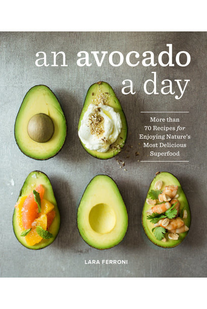 an avocado a day cookbook