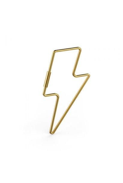 lightning key ring