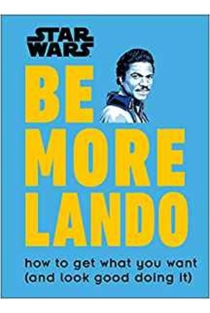 star wars be more lando book