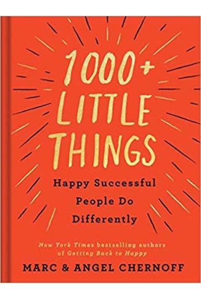 1000 things people do differently book