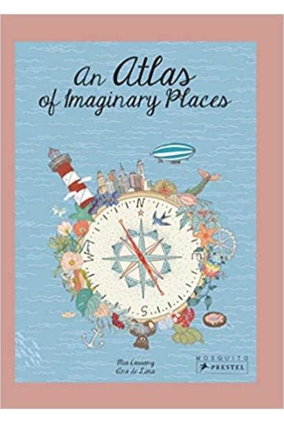 atlas of imaginary places book
