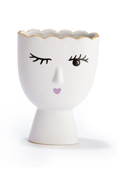 coquette vase small