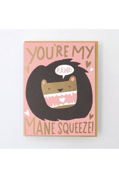mane squeeze card