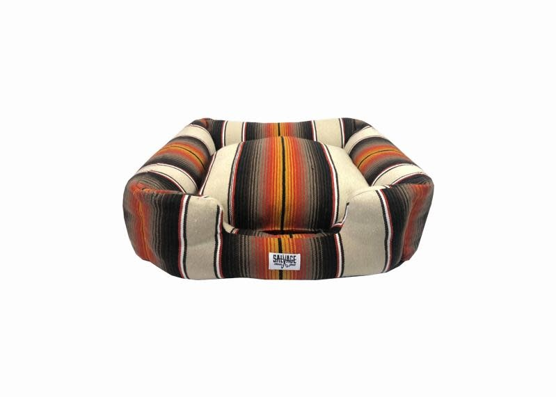 saltillo bumpers dog bed S-1
