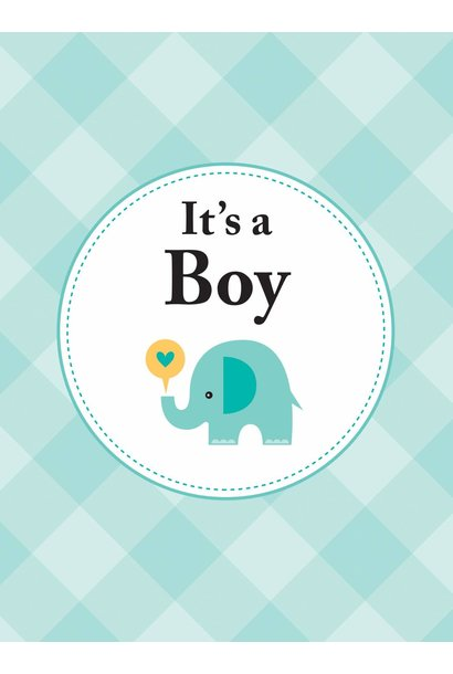 it's a boy book