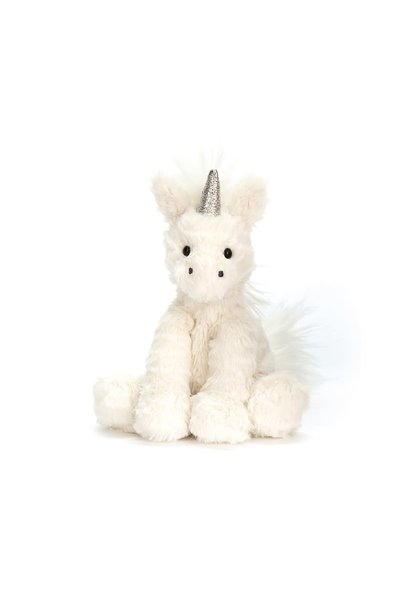fuddlewuddle unicorn medium stuffed animal