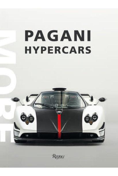 pagani hypercars book