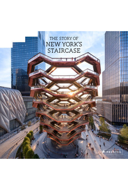story of new york's staircase book