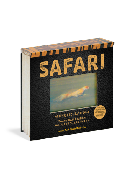 safari interactive book