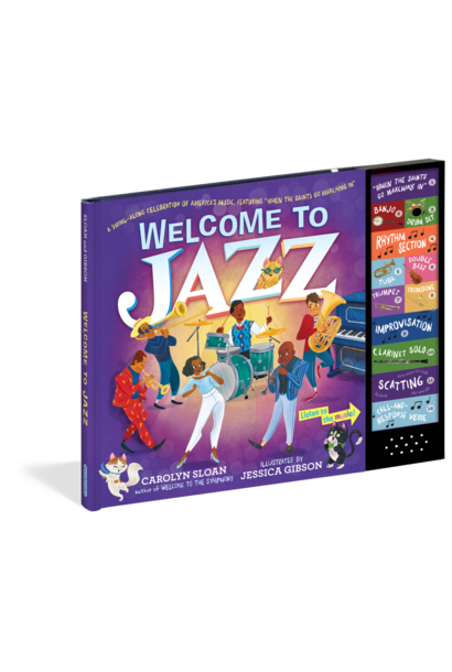 welcome to jazz book