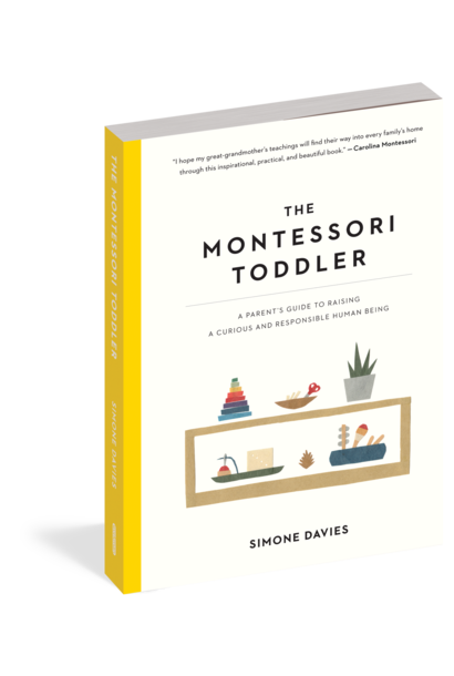 the montessori toddler book