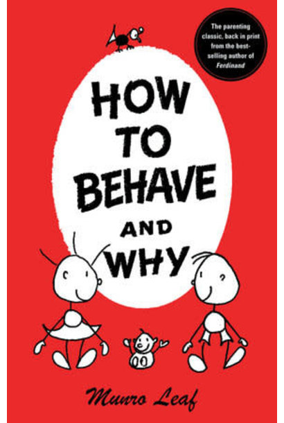 how to behave + why book