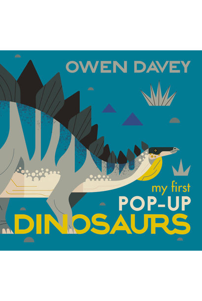 my first pop-up dinosaurs book