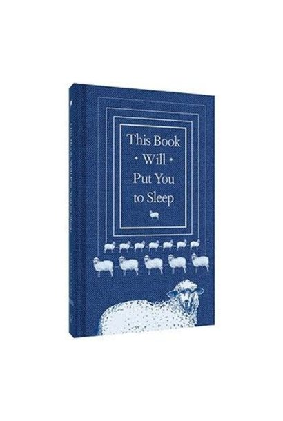 this book will put you to sleep book