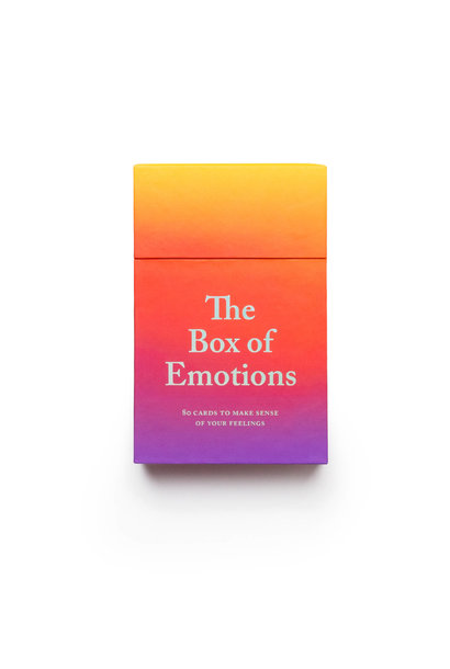 the box of emotions deck