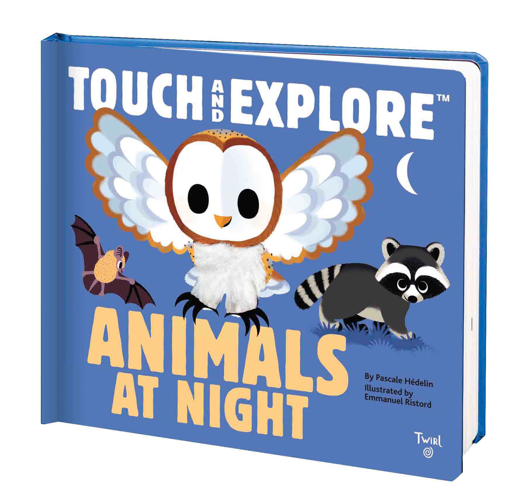 touch and explore animals at night book-1