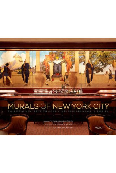 murals of new york city book