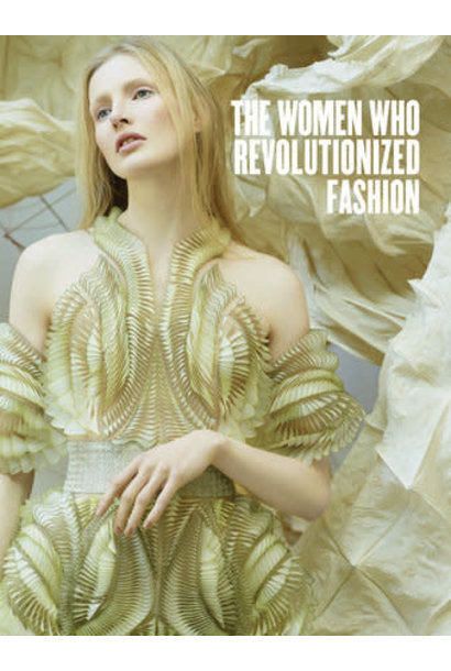 the women who revolutionized fashion book