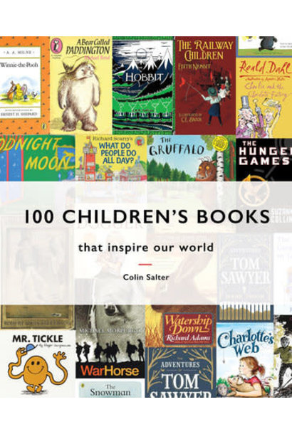 100 childrens books that inspire our world book