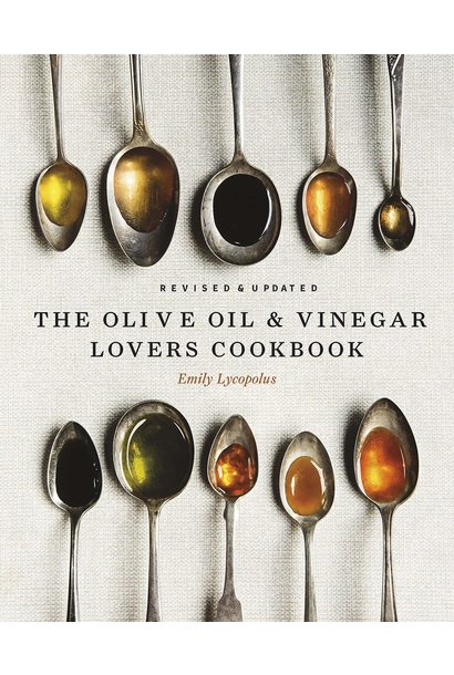 the olive oil & vinegar lovers book cookbook